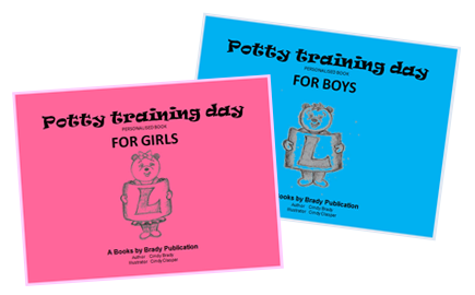 Potty Training Day - Books By Brady
